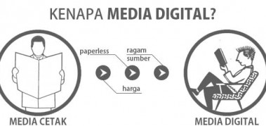 Media Cetak: Kenapa Harus Bertransformasi Menjadi Media Digital?