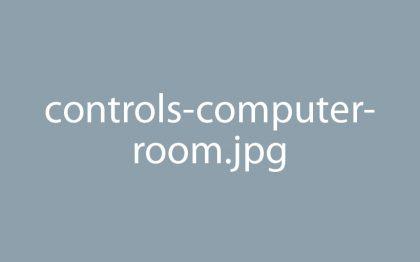 Controls Computer Room